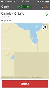 Offline Map Wikiloc U0027s Forum U2022 View Topic How To Delete Offline Maps