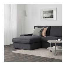 Kivik Chaise Assembly Kivik Sofa Orrsta Light Gray Ikea