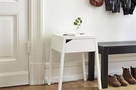 furniture selje nightstand mirrored nightstand home goods