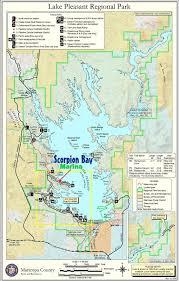 lake pleasant map stand up paddle board arizona rentals and lessons at lake pleasant