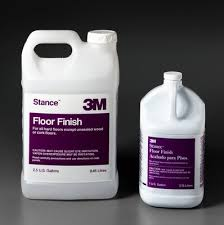 and gas 3m stance floor finish