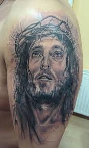 16 best jesus tattoos images on jesus