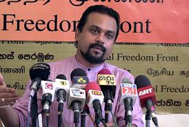 Weerawansa Remanded Decision On Constitution Will Change The Fate Of Sl U2013 Weerawansa