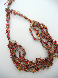 crochet necklace with beads images 25 cool crochet necklace patterns guide patterns jpg