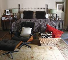Modern Oriental Rugs Modern Persian Rugs Bedroom Eclectic With Animal Print Eames Iron