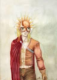 Fullmetal Alchemist Kink Meme - fma venetian guise sun prince paperdemon