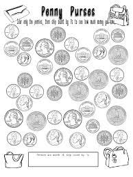Count Color Pages In Pdf Coin Coloring Pages