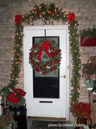 choose a door decoration for pizzazz