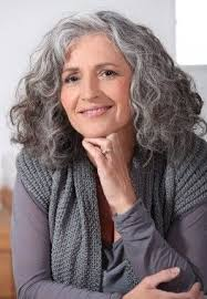 naturally curly gray hair best haircuts for medium length wavy hair extensions for older women