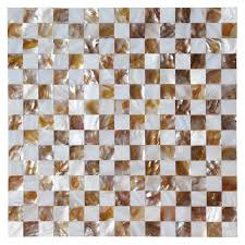 Mother Of Pearl Tiles Bathroom Mother Of Pearl Mosaic Wall Tiles Natural Chess Board 12