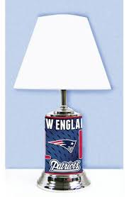 new england patriots lights logo chair nfl new england patriots table l walmart canada