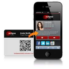 Create Qr Code For Business Card The 38 Best Images About Business Card Idea On Pinterest Mobile