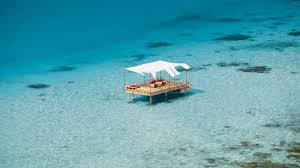 Maldives Cottages On Water by Baros Maldives A Kuoni Hotel In Maldives