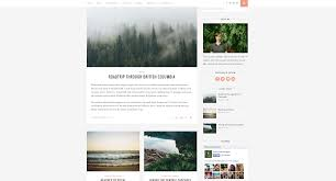 grid layout for wordpress 1st post displays full followed by grid layout in florence solo pine