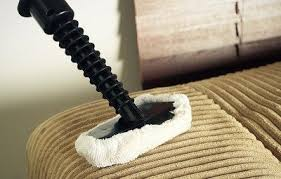Clean Sofa With Steam Cleaner Steam Cleaning Sofa Karcher Centerfieldbar Com
