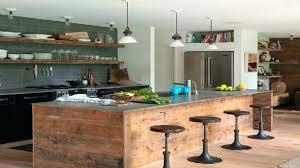 cuisine style atelier industriel cuisine style atelier la nouvelle tendance meuble bar americaine