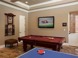 basement game room ideas sports man cave sports game room