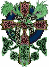 celtic cross color by smoothraven7 on deviantart