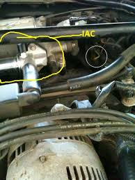 iac mustang 96 mustang gt runs air conditioning engaged maf sensor