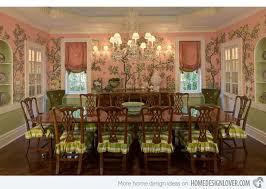 Awesomely Adorned Vintage Dining Rooms Home Design Lover - Vintage dining room ideas