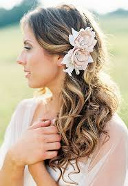 bridal hair pieces floral hair pieces for brides bridal hair with silk floral hair