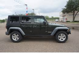 used 2010 jeep used 2010 jeep wrangler unlimited rubicon for sale in harlingen tx