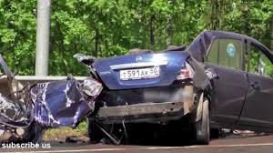 2017 car crash dash cam top speed motor car accident