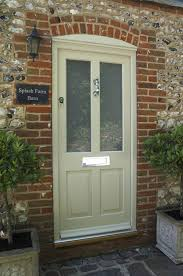 Double Glazed Wooden Front Doors by Marvellous Glazed Front Doors Contemporary Best Inspiration Home