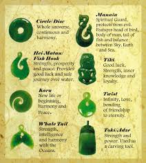 design meaning jade carvings zealand