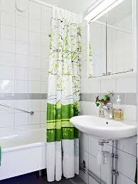 bathroom elegant frameless bathroom mirrors for outstanding stylish shower curtain design feat gorgeous apartment frameless