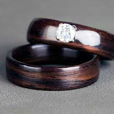 wooden wedding bands wooden rings wedding engagement more by northwood rings