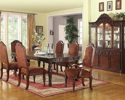 traditional dining set quimby by acme furniture ac60275set