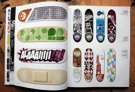 skateboard designen book review new skateboard graphics by j namdev hardisty core77