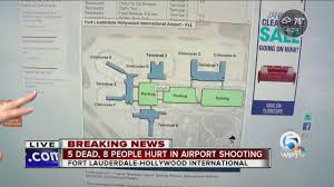 Fort Lauderdale Map Fort Lauderdale Hollywood International Airport Map Explained