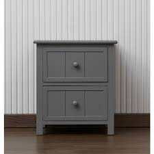 where to buy bedside ls 2 drawer bedside table grey