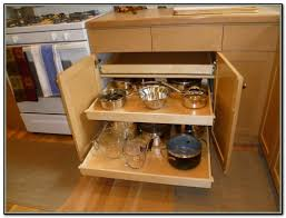 diy pull out drawers for kitchen cabinets cabinet home