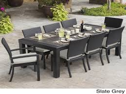 9 pieces dining room sets furniture patio dining chairs new 7 piece patio dining set design
