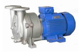 Water Ring Vaccum Pump China 2bv6121 One Single Stage Water Liquid Ring Vacuum Pump