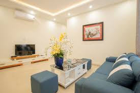 One Bedrooms For Rent by Modern Apartment With One Bedroom For Rent In An Thuong Area Da