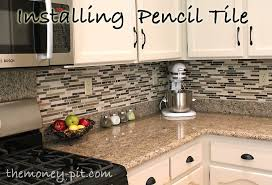 how to install a kitchen backsplash kitchen breathtaking installing a kitchen backsplash installing
