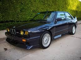 1988 bmw e30 m3 europameister rare cars for sale blograre cars