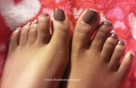 diy gel manicure fall series pt 1 smoky brown beauté