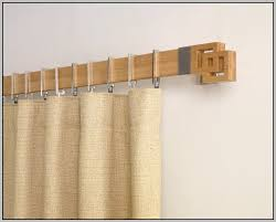 Home Depot Wood Curtain Rods Great Wooden Curtain Rod Brackets Home Depot Curtains Design