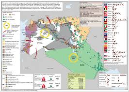 Map Of North Africa And Middle East by Chapter 8 Middle East And North Africa Iiss