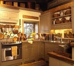 Primitive Country Kitchen Decor For Amazing Best Primitive Kitchen