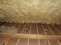 foam insulation on roof rafters internachi inspection forum