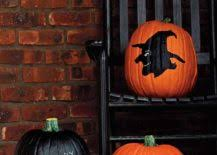 Funny Halloween Pumpkin Designs - 25 awesome painted pumpkin ideas for halloween and beyond