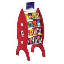 rocket pod paperback library book display