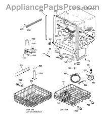 Hotpoint Dishwasher Manual Ge Wd15x93 Dishwasher Water Inlet Valve Appliancepartspros Com