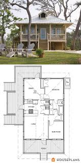 House Plans Coastal 1475 Best Tiny House Ideas Images On Pinterest Small House Plans